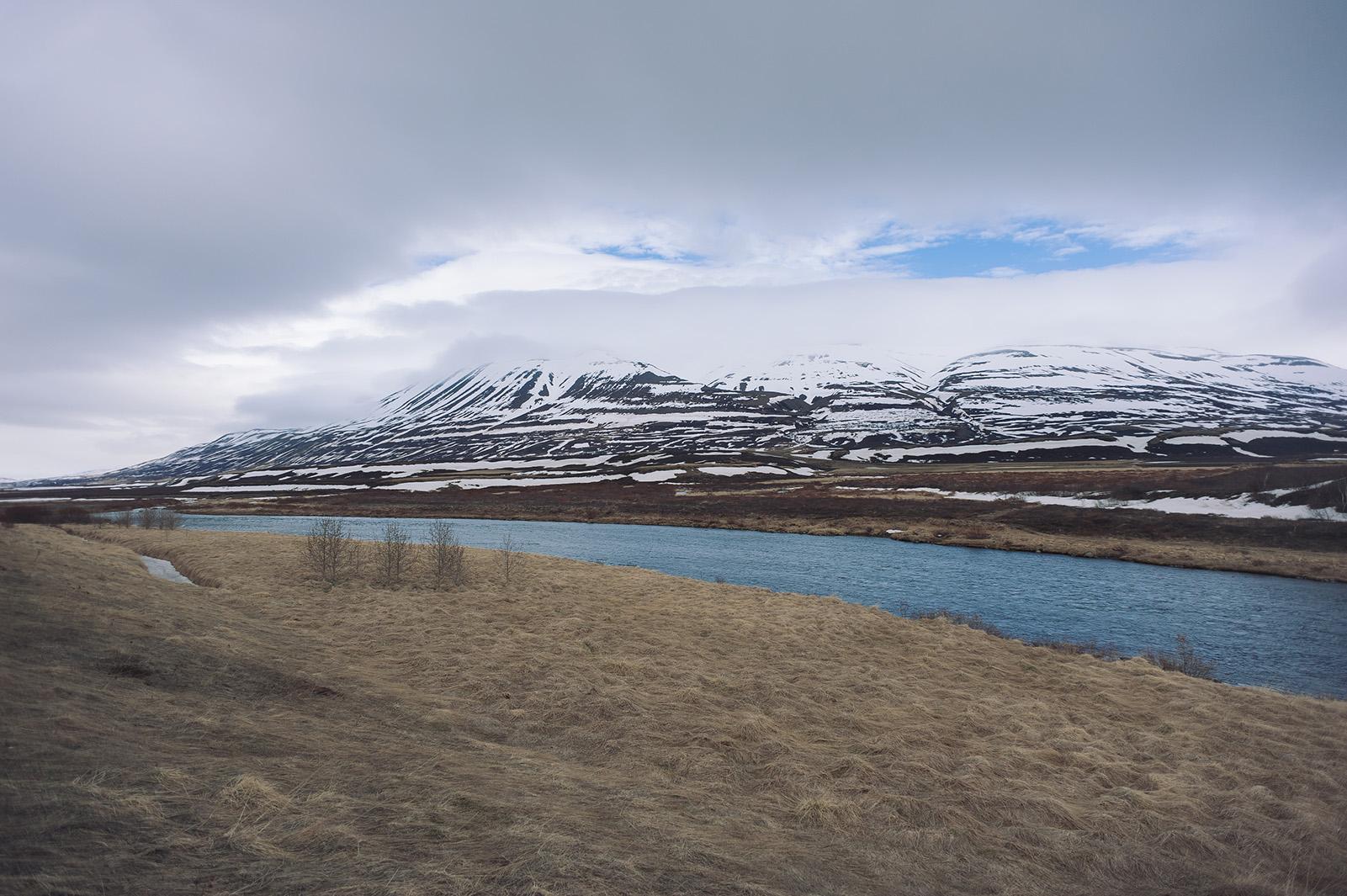 На просторах Исландии.