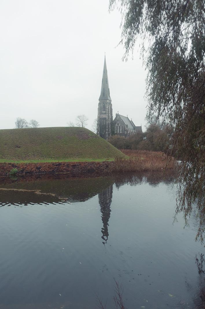 St. Alban's Church или English church