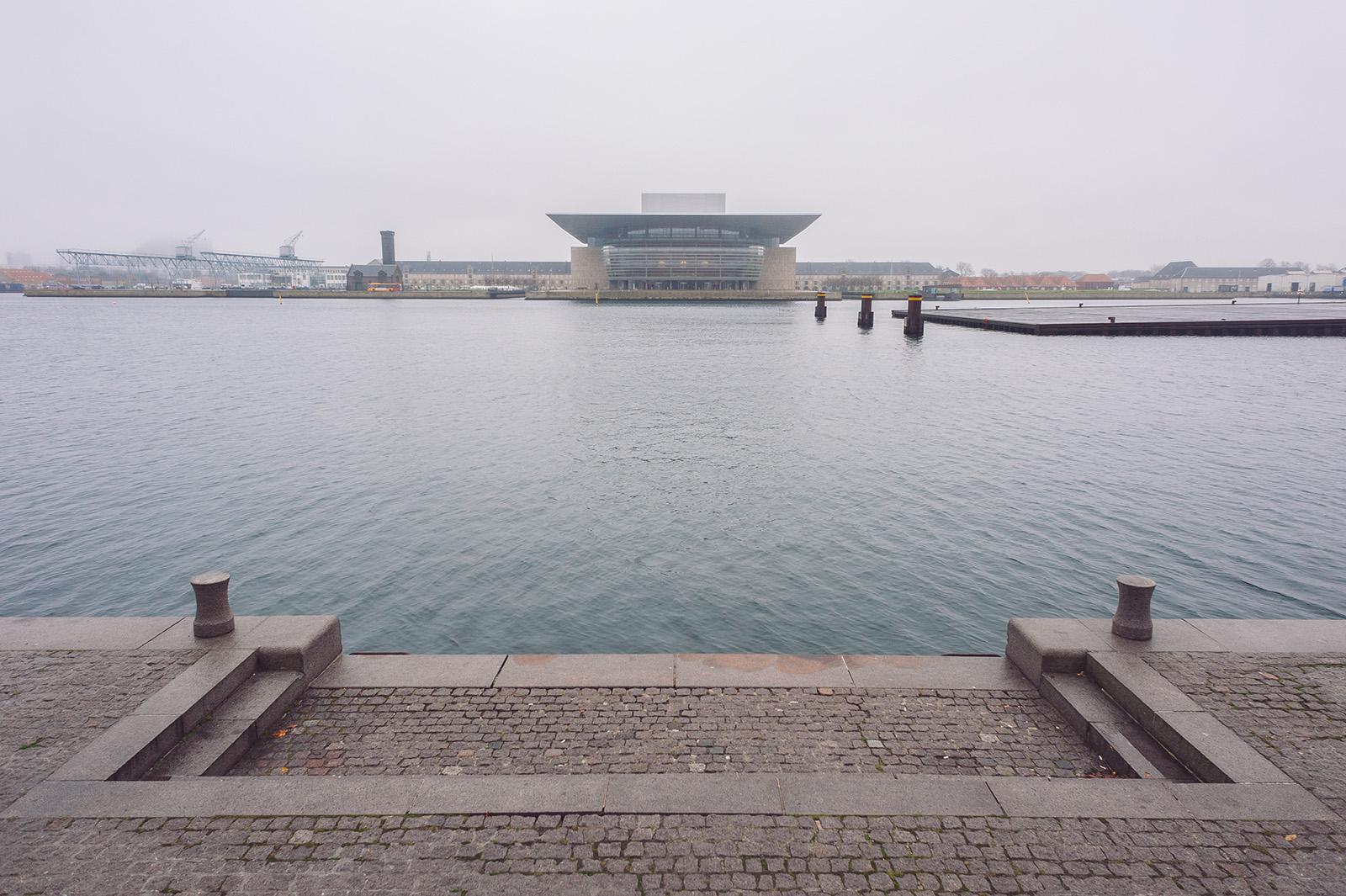 Operaen på Holmen - Оперный театр Копенгагена