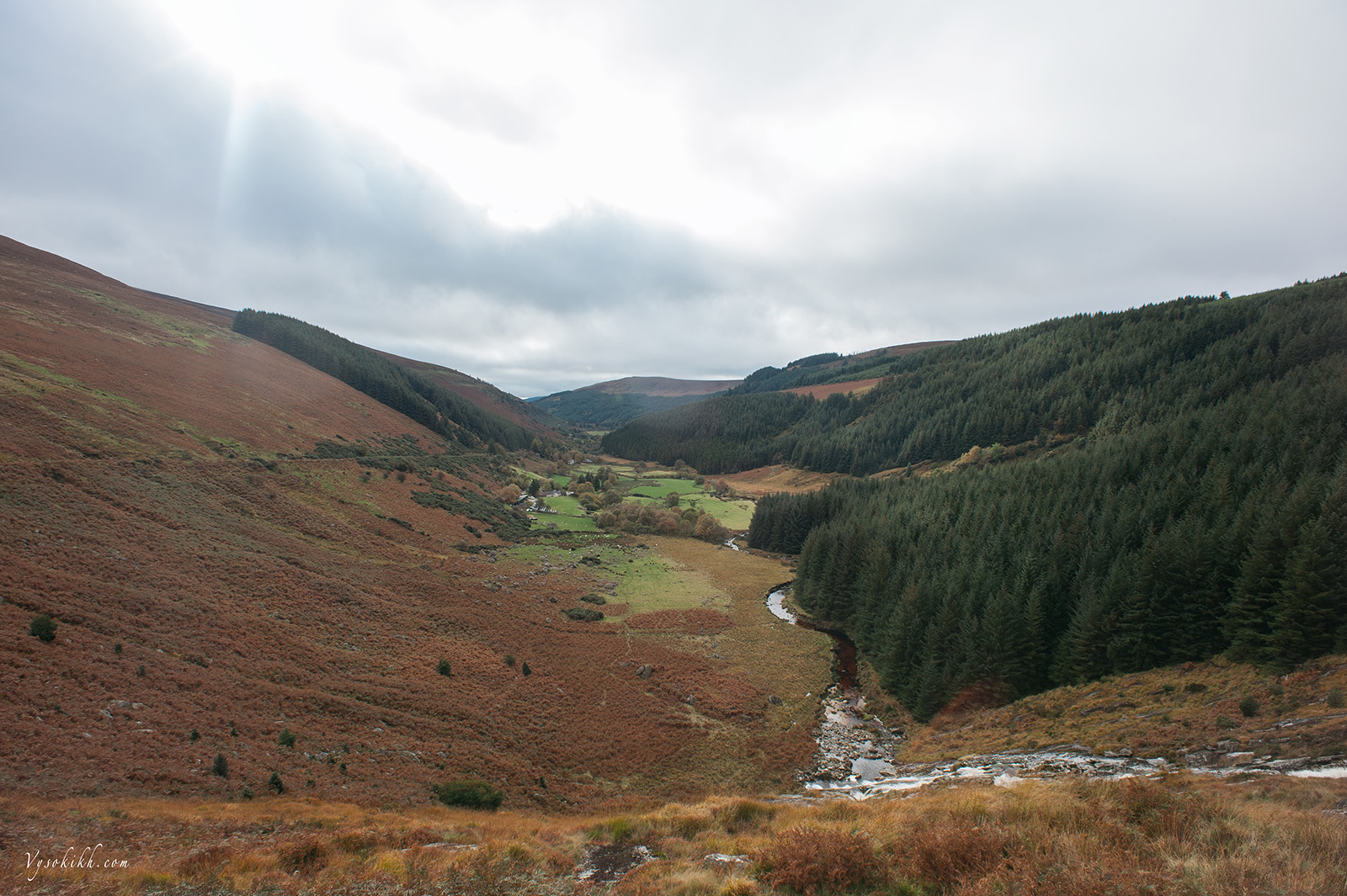 County Wicklow - Графство Уиклоу