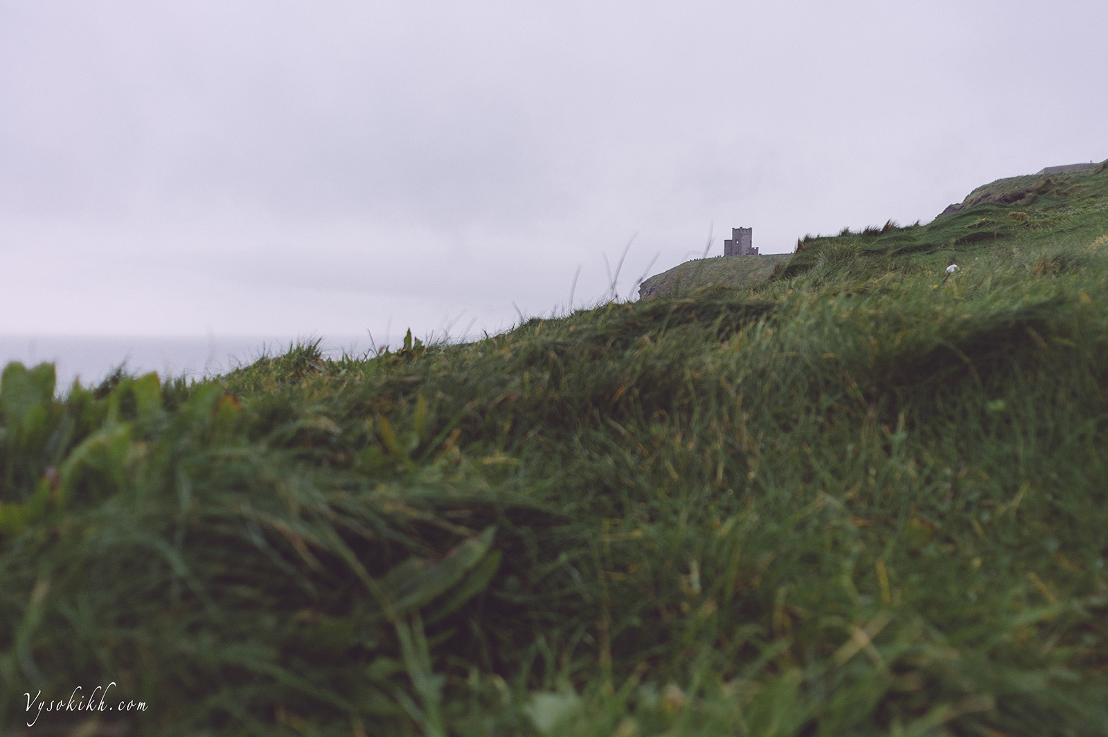 Cliffs of Moher - утесы Мохер на берегу Атлантического океана.
