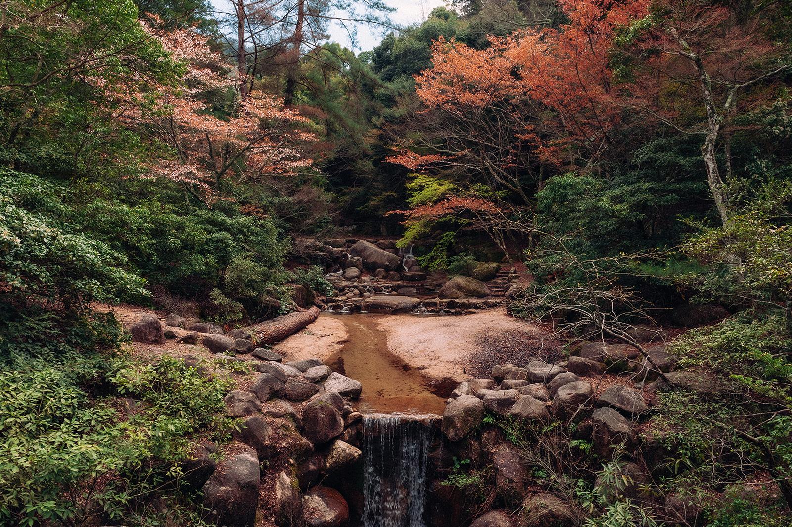 на острове Ицукусима